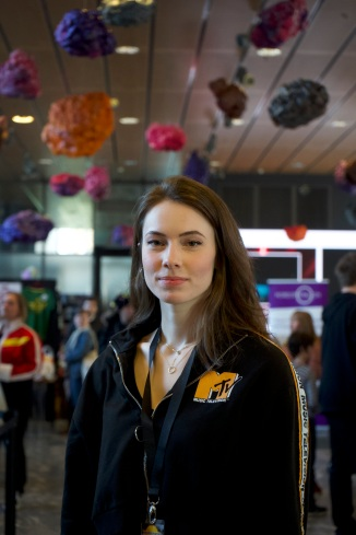 Robot: Mathilde Sofie Henriksen